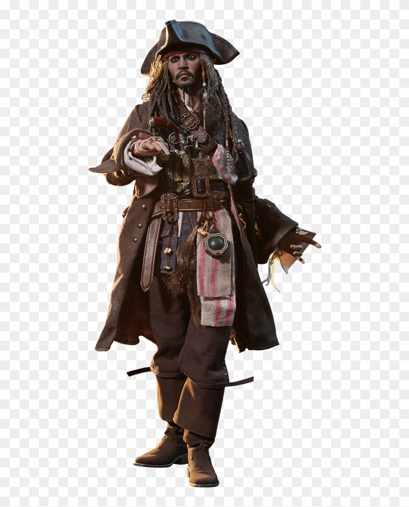 Jack Sparrow Sixth Scale Figure Png Assassin S Creed Black Flag