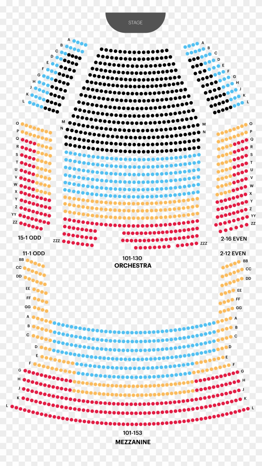 Minskoff Theatre Seating Chart Lion King Seating Chart Clipart