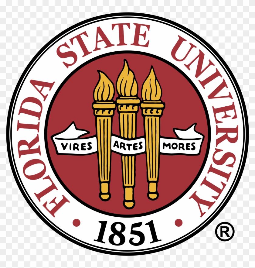 Florida State University Logo Png Transparent - Logo For Florida State University Clipart #1065653
