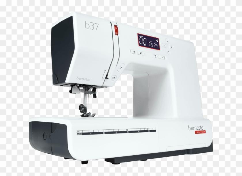 B37 Angled - Sewing Machine Clipart #1069243