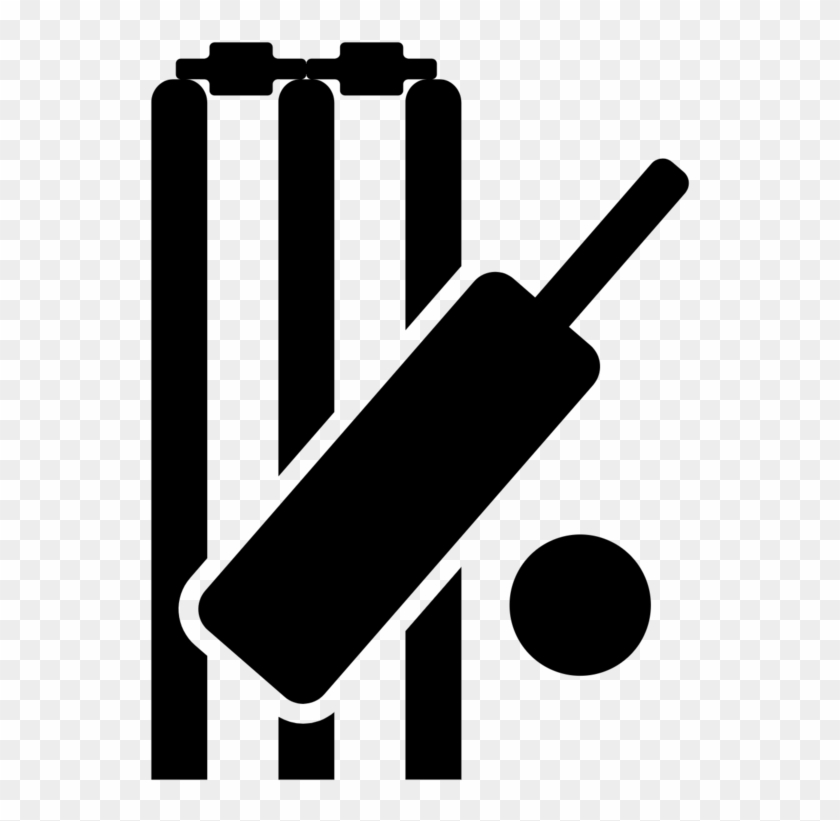 Cricket Png - Cricket Logo Black And White Clipart@pikpng.com