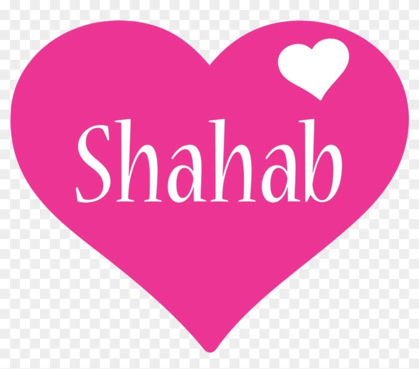 Shahab Love-heart Logo - Maggie Name Clipart #1079691