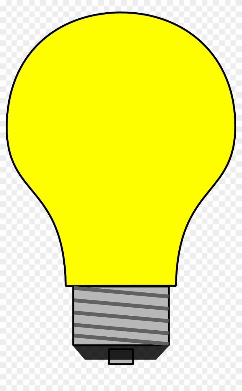 Light - Animated Light Bulb Clipart #1081134
