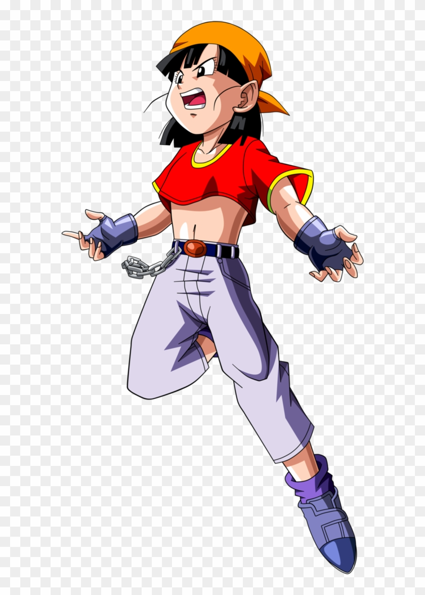 Dragon Ball Z Gt Images Pan Hd Wallpaper And Background Pan Ssj
