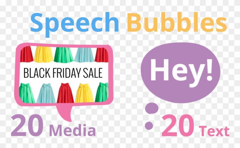Speech Bubble After Effects Templates - Admixt Clipart #1085914