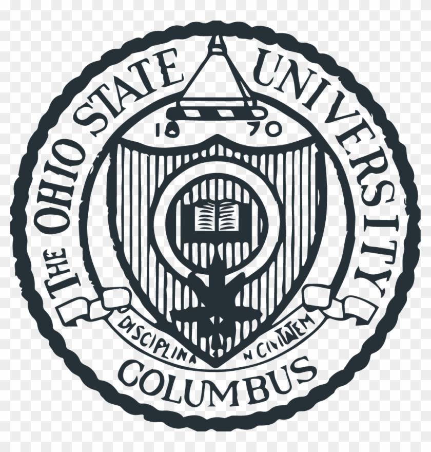 The Ohio State University - Leonides S Virata Memorial School Clipart #1085948