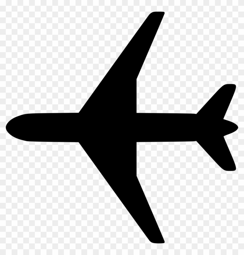 Airplane Icon Png Airliner Clipart 1093903 Pikpng