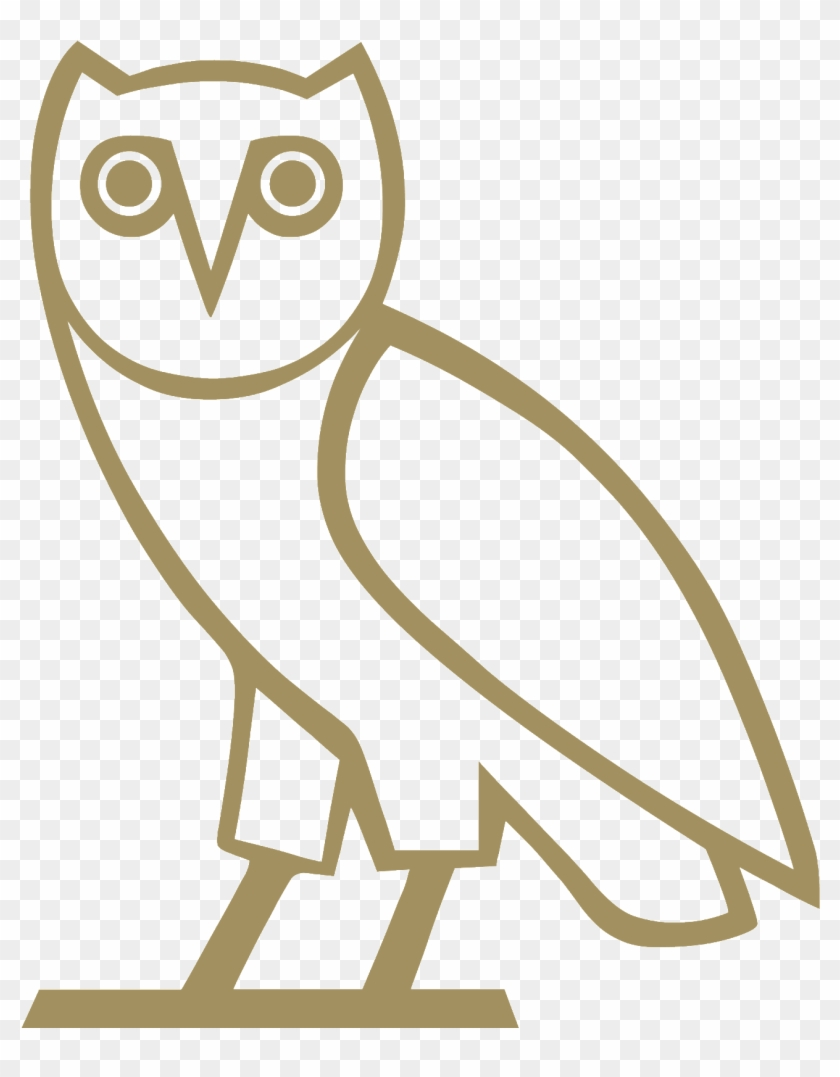 Download Now - Ovo Owl Png Clipart #1099179
