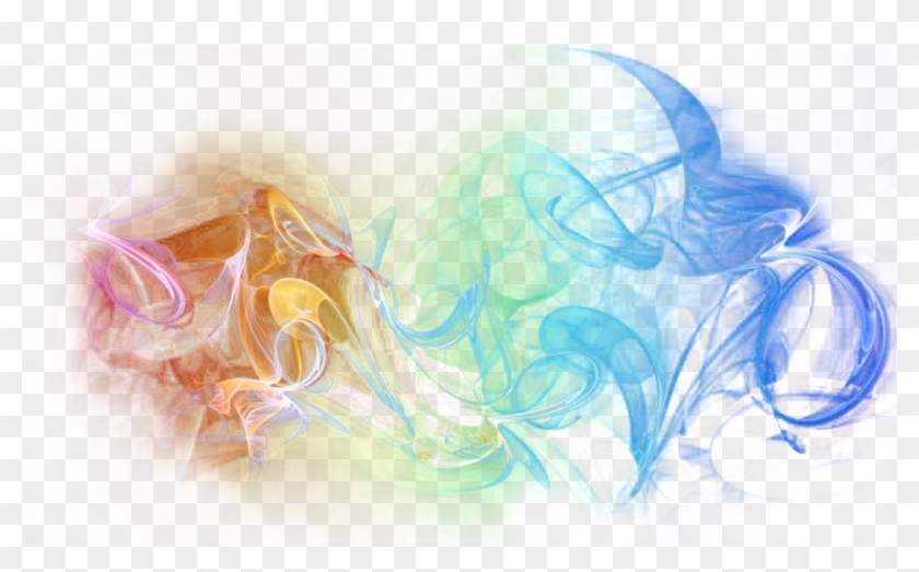 Colored Smoke Png Photo - Color Smoke Effect Png Clipart #111916