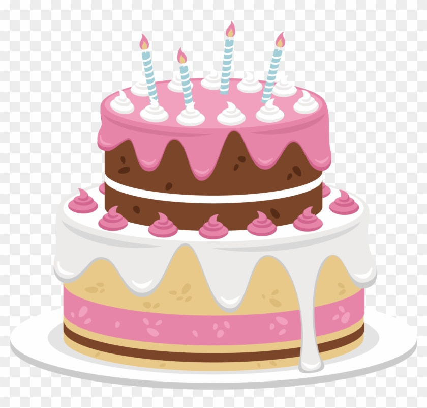 Pleasant 2717 X 2464 13 Birthday Cake Logo Png Clipart 117633 Pikpng Personalised Birthday Cards Veneteletsinfo