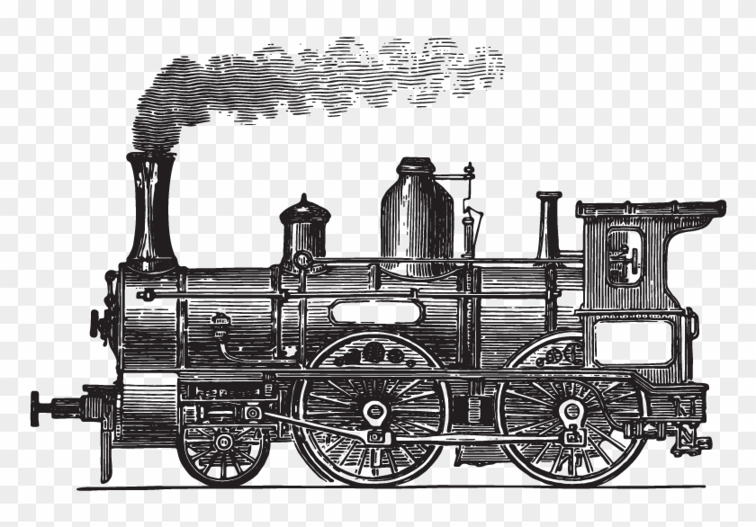 Old Train Png - Old Train Clipart@pikpng.com