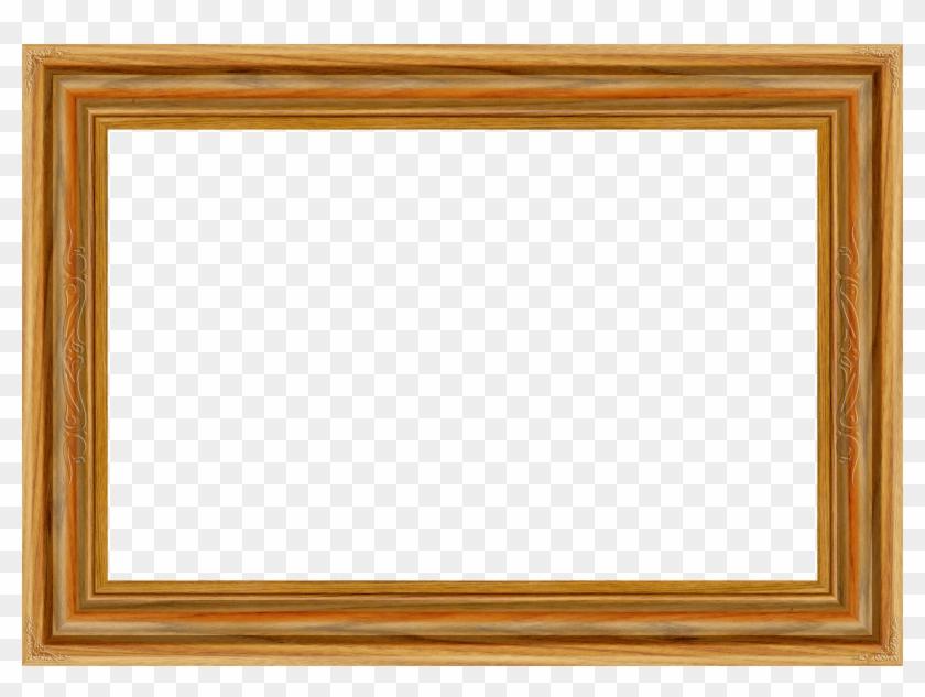 Frame Design Png Photo Frame Border Design Png Certificate - Old West Frame Png Clipart #119989