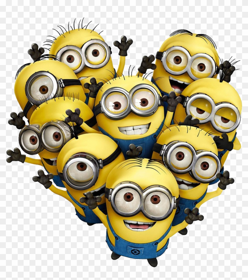 Despicable Me Minions Png Download Clipart 1101781 Pikpng