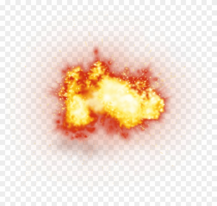 Free Png Download Fire Explosion Png Images Background - Picsart Png Effect Download Clipart #1102759