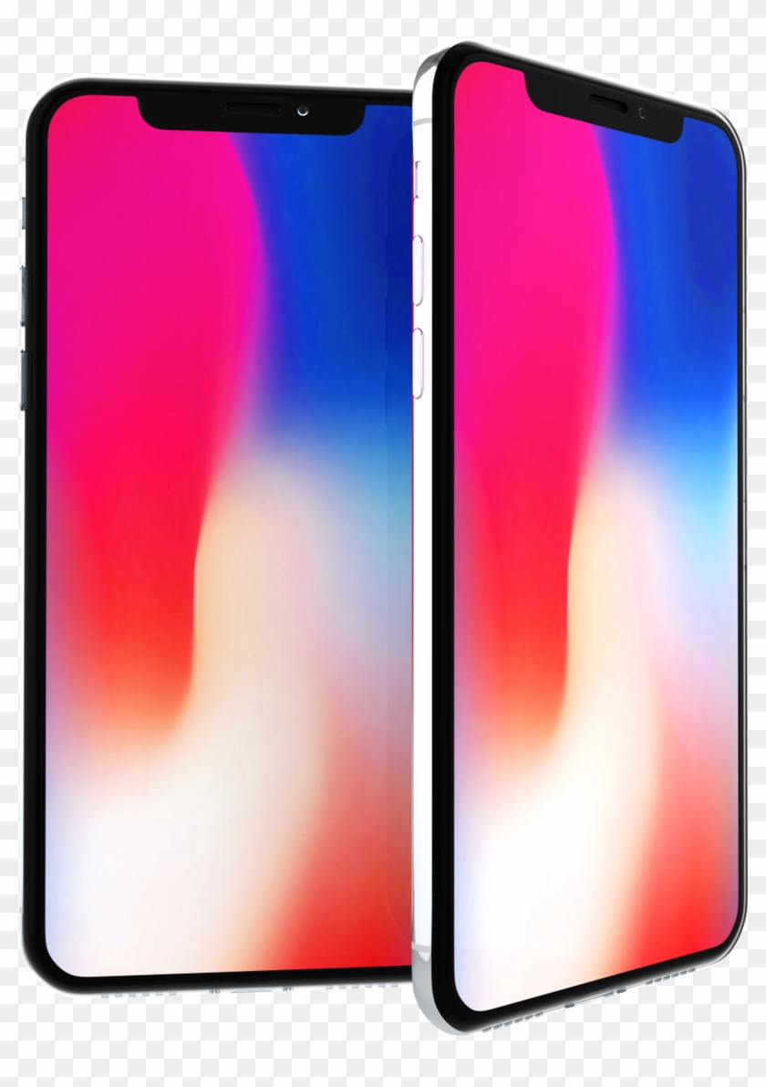 Apple Iphone X - New Iphone X Png Clipart #1109219