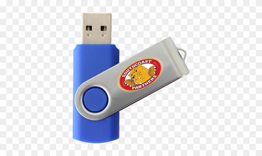 Custom Usb Flash Drives - Usb Flash Drive Clipart #1109599