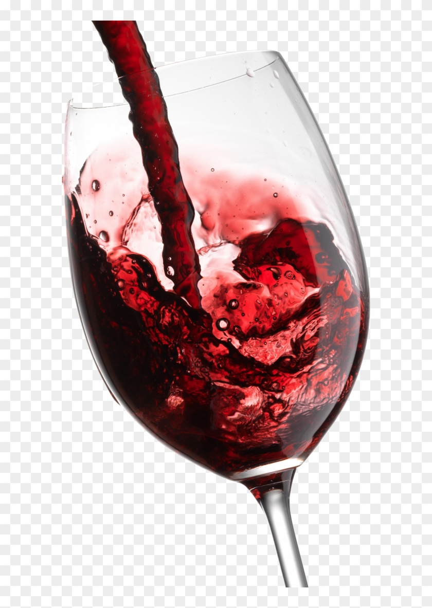 Wine Png Free Download - Pouring Wine Transparent Background Clipart #1115689