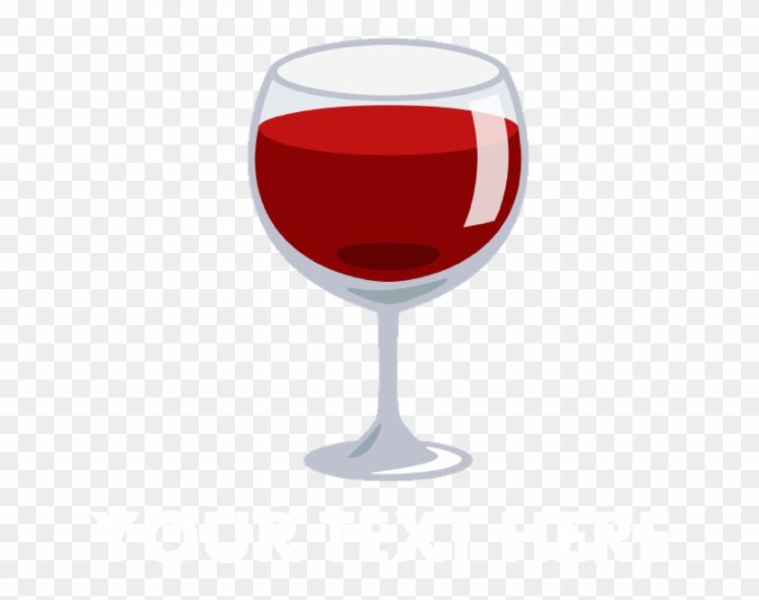 Glass Wine Emoji , Png Download - Red Wine Glass Emoji, Transparent Png #1115741