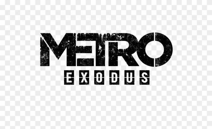 Metro Exodus Logo Png Clipart (#1127556) - PikPng