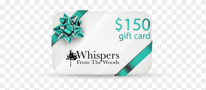 Great Gift Idea $150 Gift Card $ - Graphic Design Clipart #1136416
