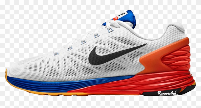 Running Shoes Transparent - Nike Running Shoes Transparent Clipart #1137834