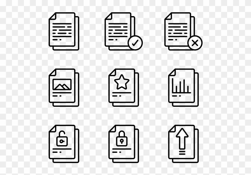 Icon Documentation - Documentation Icon Clipart (#1844510) - PinClipart