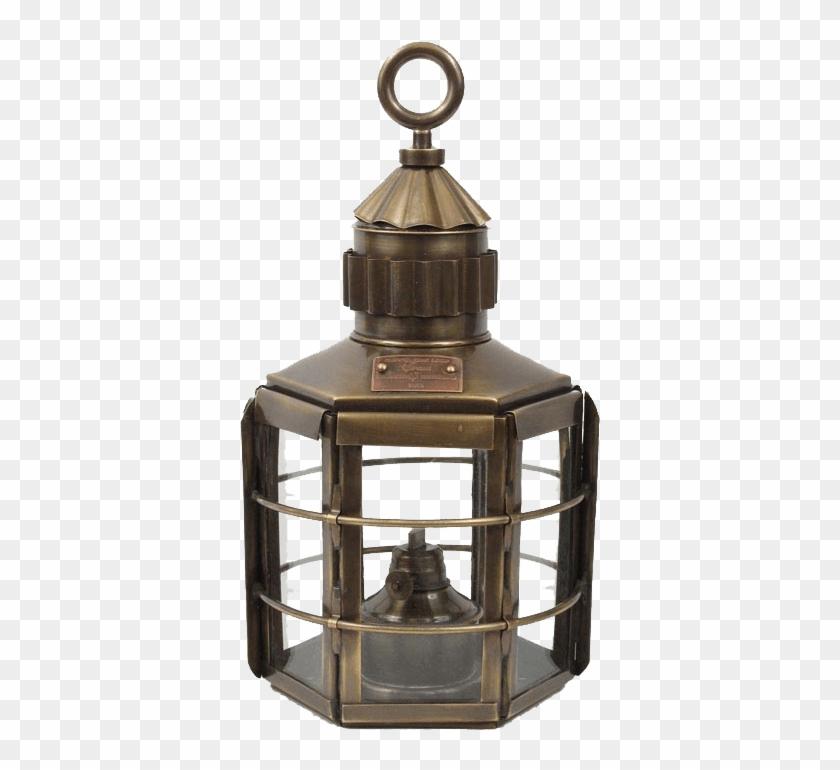 Is Lamp Oil The Same As Kerosene - Oil Lamp Antique Nautical Clipper Lantern Png Transparent Png #1154753