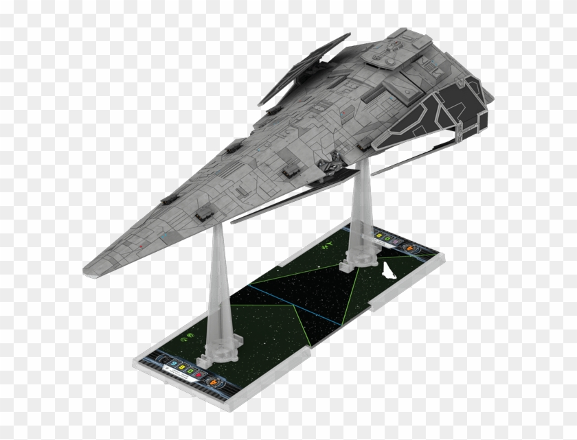 Designed In Partnership With Lucasfilm Ltd - Star Wars X Wing Imperial Raider Clipart #1155168