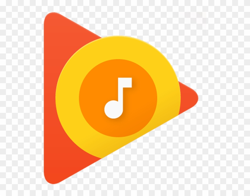 Itunes Icon - Google Play Music Ico Clipart #1158122