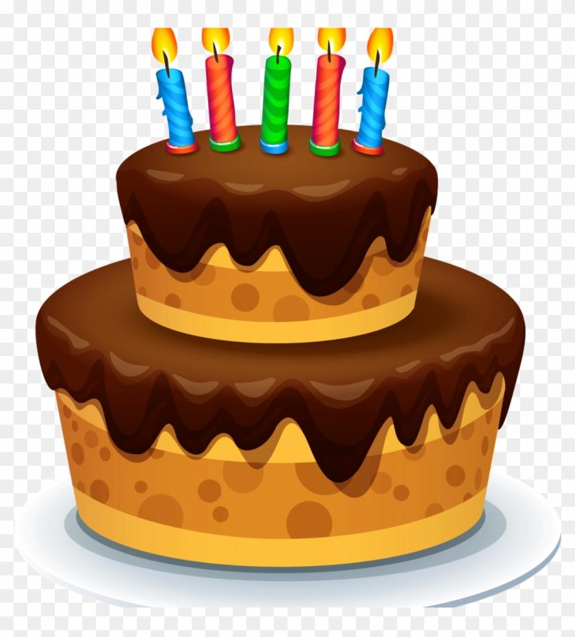 1st Birthday Cake Vector Free Download Techflourish - Advance Birthday In November Clipart #1161197