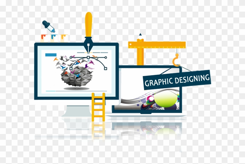 Graphic Designing Services In India - Creative Web Design Banner Clipart #1161283