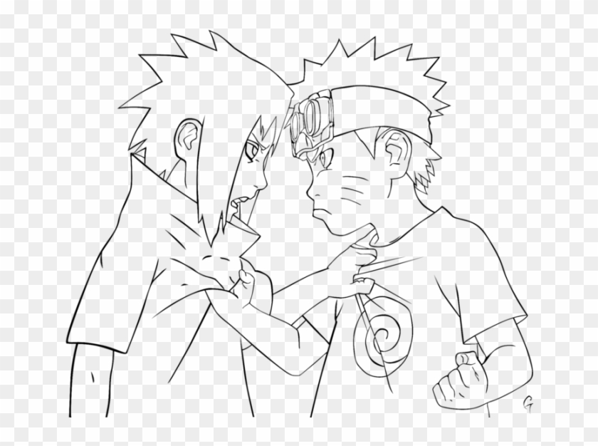 Naruto to download - Naruto Kids Coloring Pages | 626x840