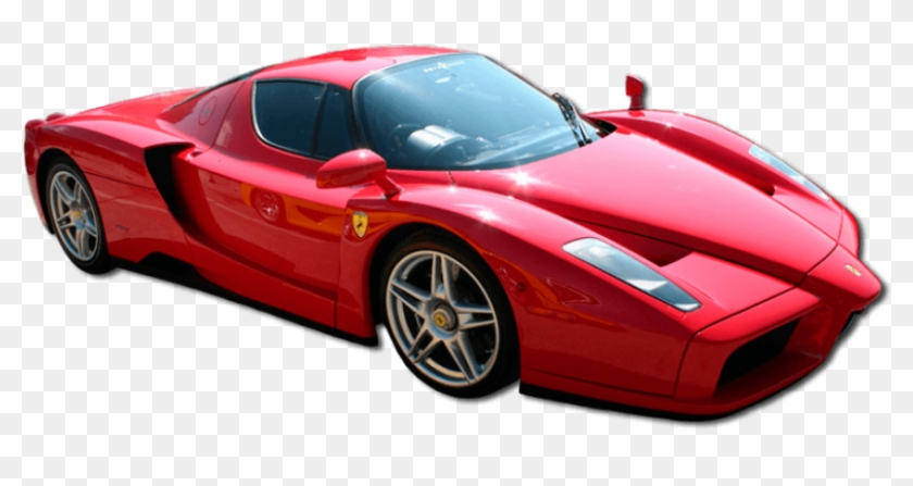 Free Png Download Red Enzo Ferrari Super Car Clipart Sports Car Transparent Background 1165112 Pikpng
