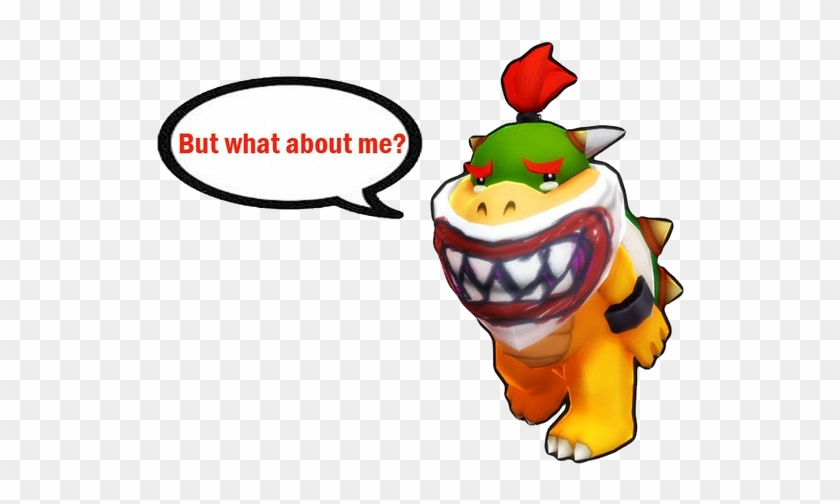 Image Ahd Preview Sad Png Walking Dead Wiki Bowser Jr