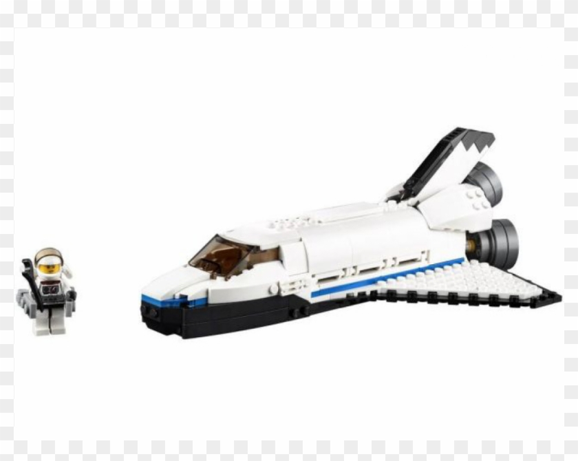 Lego Creator Space Shuttle Explorer 31066 Clipart #1168284