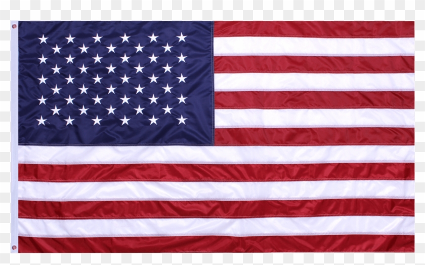 Deluxe Embroidered D Polyester X - Stars And Stripes Usa Flag Clipart #1168358
