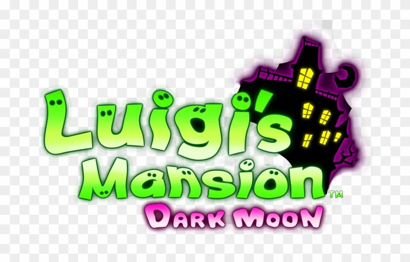 700 X 456 5 Luigi S Mansion 2 Logo Clipart 1168553 Pikpng