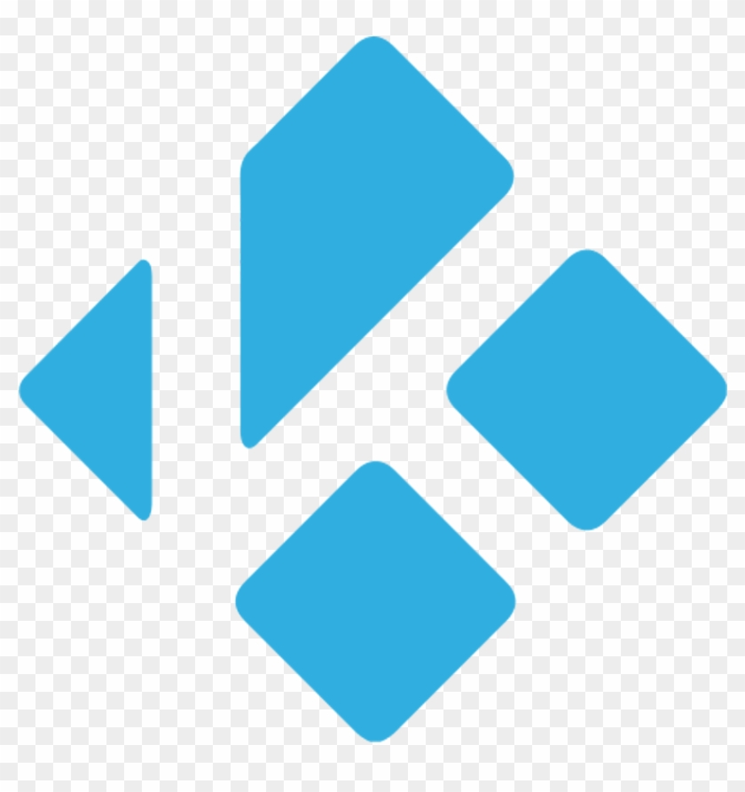Kodi Is A Media Player That Allows For Addons To Be - Logo Kodi Png Clipart #1174561