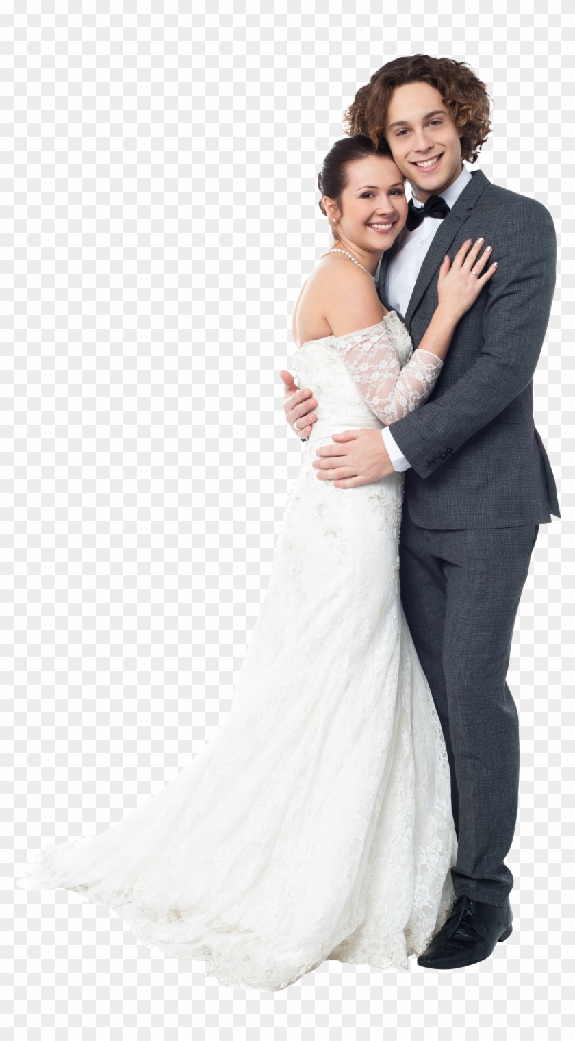 Wedding Couple Png Image - Wedding Couple Png, Transparent Png #1176325
