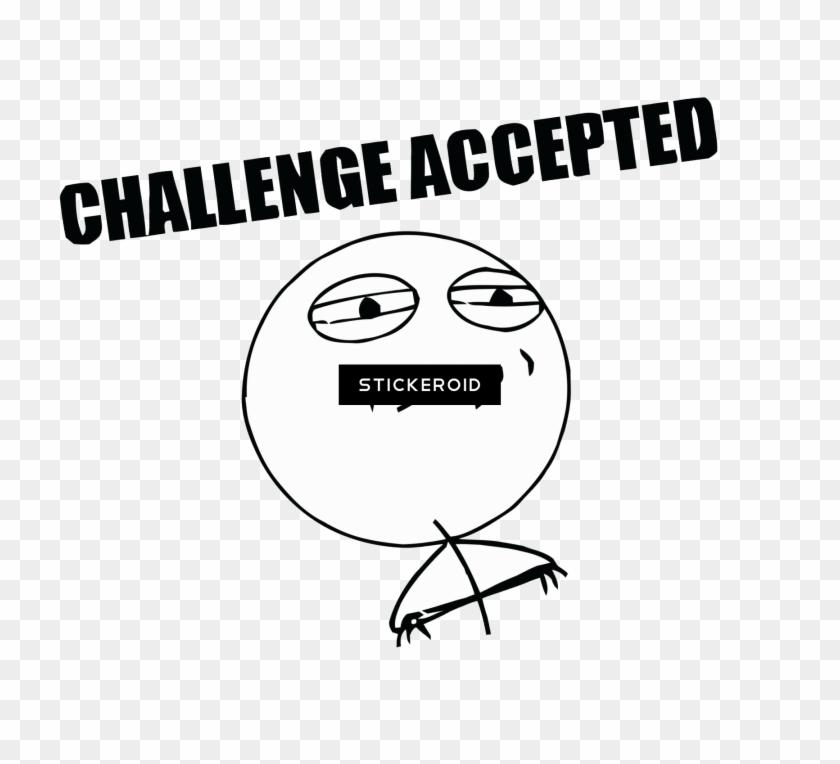 1777 X 1533 2 - Challenge Accepted Meme Clipart #1182311