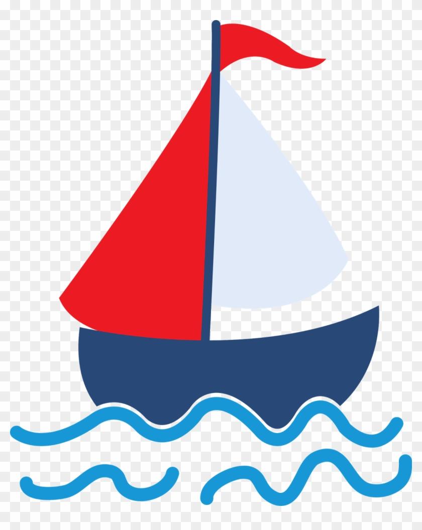 Image Free Stock Nautical Sailboat Clipart - Barco Ursinho Marinheiro Png Transparent Png #1189256