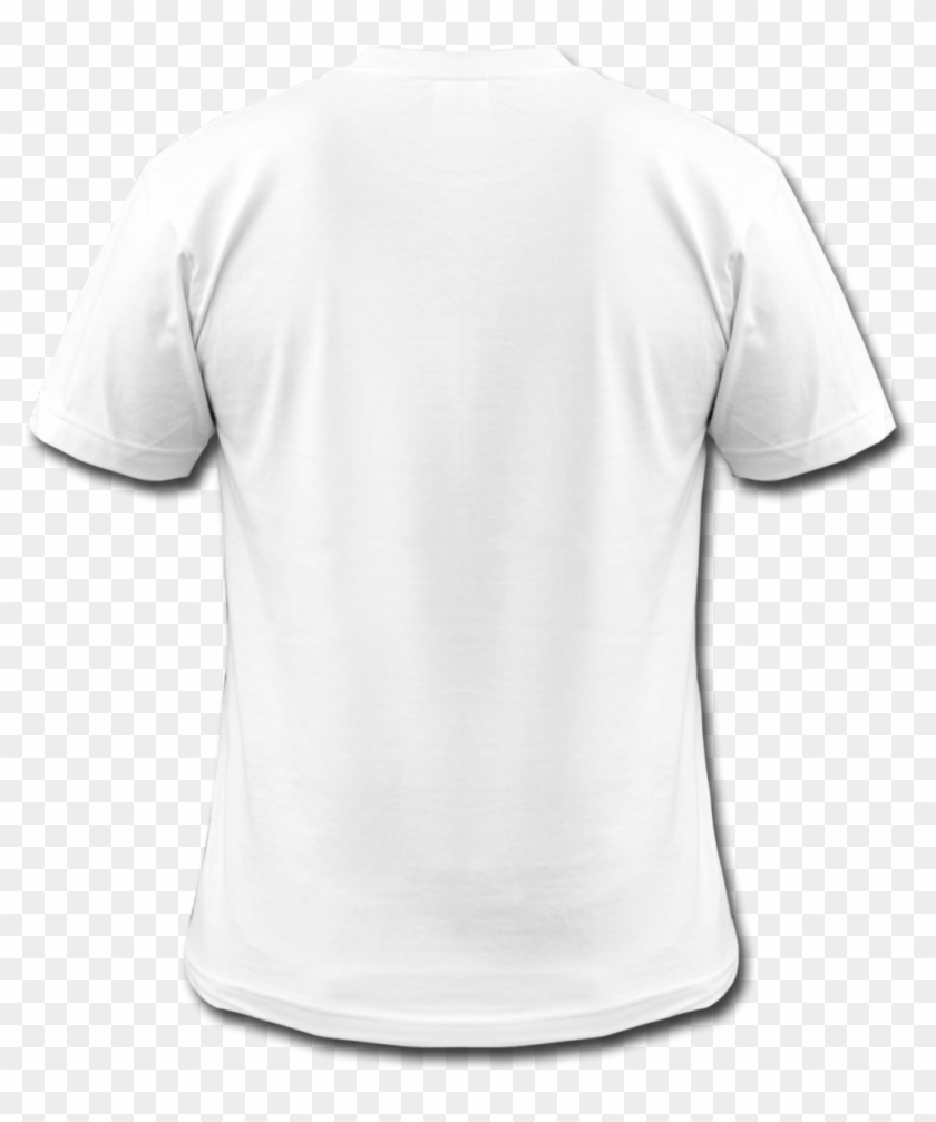 1200 X 1200 36 - Plain T Shirt Back Side Clipart #1189558