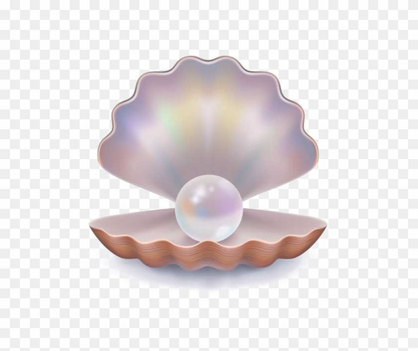 Pearl Download Png Image - Pearl Transparent Background Clipart #1191622