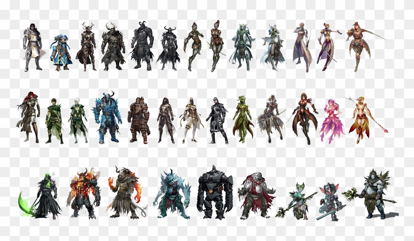 League Of Legends Characters Png Transparent Image All Character In Lol Clipart 1193207 Pikpng