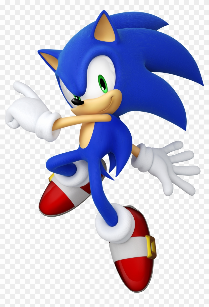 Sg Modern Sonic The Hedgehog Ring Clipart 1194011 Pikpng