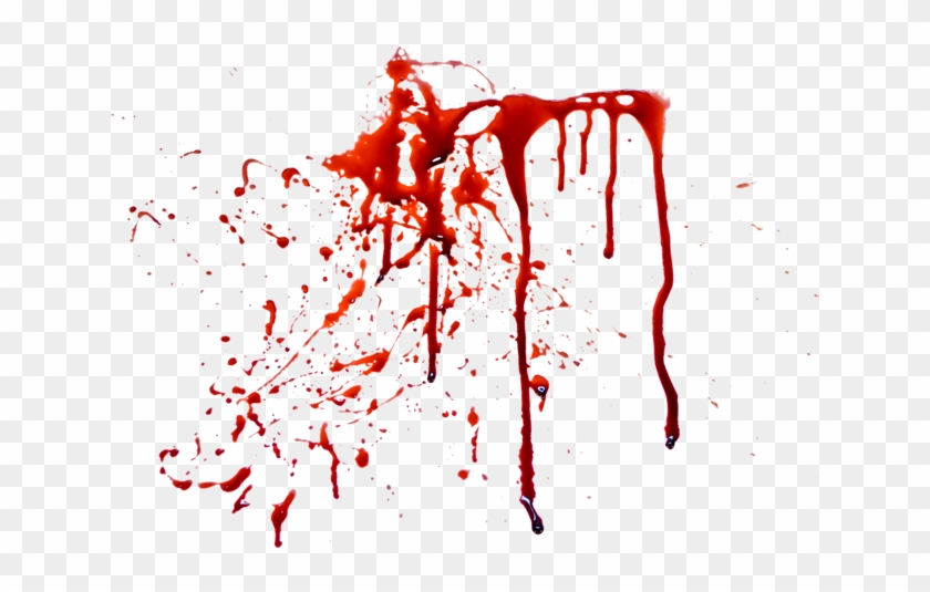 Blood Png Image Blood Splatter Transparent Hd Clipart 1194619 Pikpng