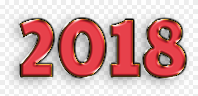 Happy New Year Box Office With 2018 Hd 4k 3d Png Images