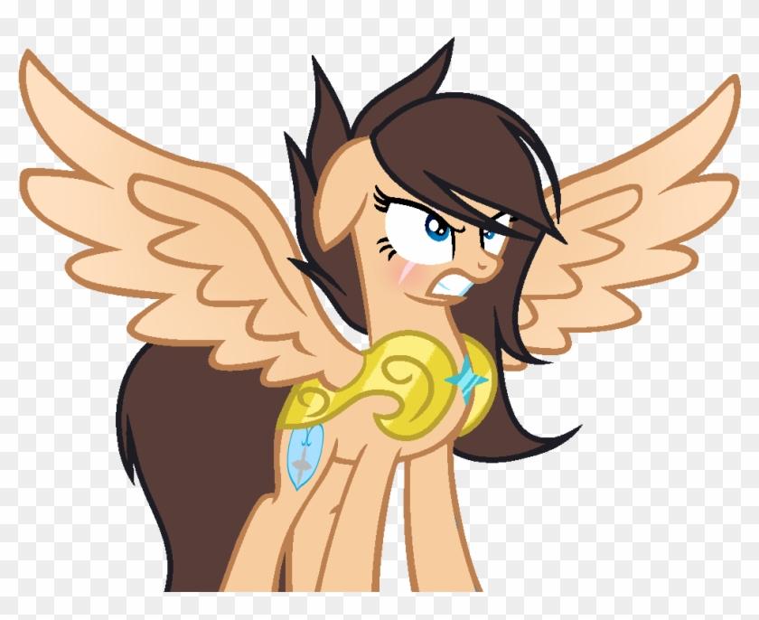 1219 X 789 5 - Female Mlp Pegasus Oc Clipart #1198419