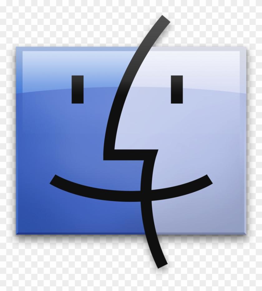 Mac Os X Png Transparent Images - Mac Os Logo Png Clipart #1198715