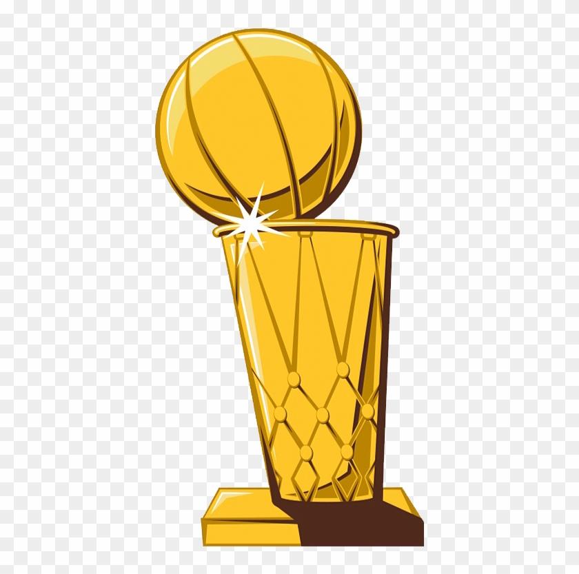 Nba Trophy Png - Nba Trophy Logo Png Clipart@pikpng.com